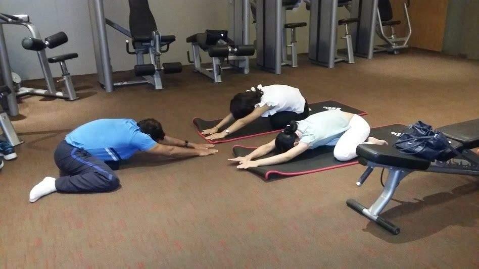C M Fitness