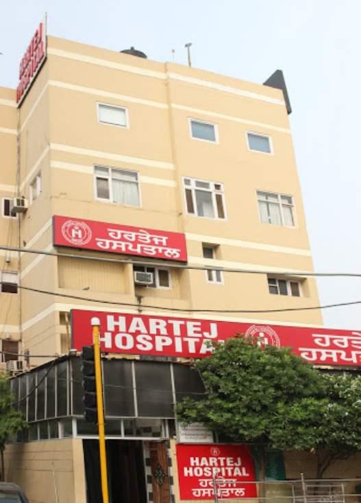 Hartej Hospital