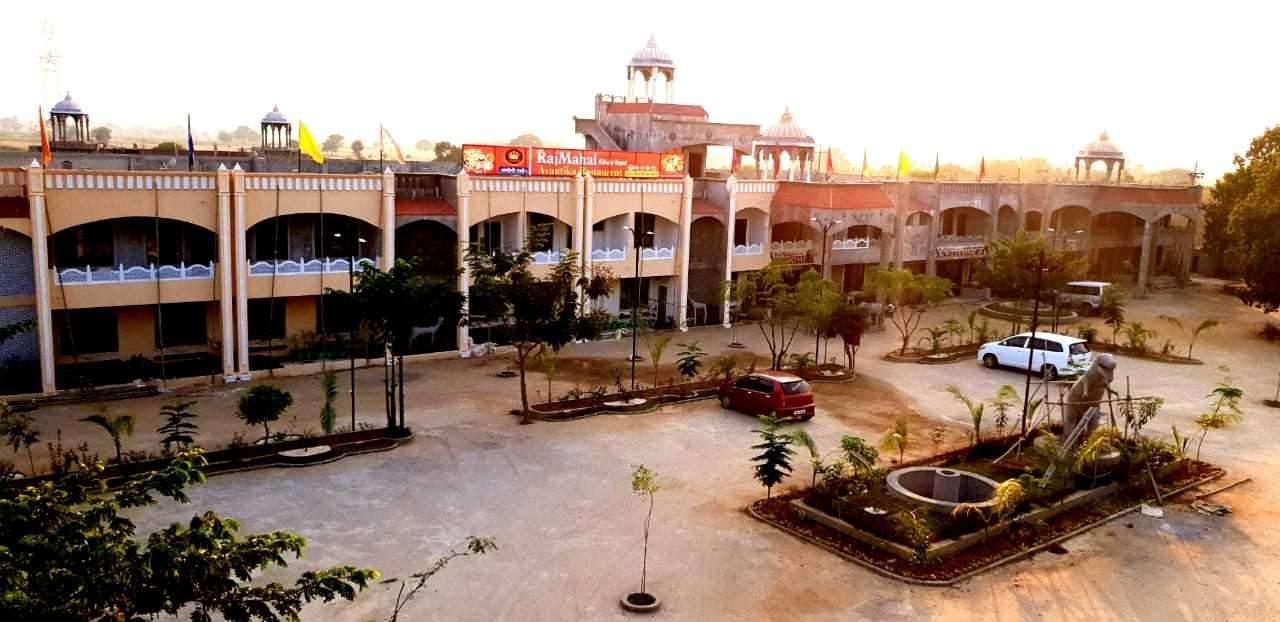 Rajmahal Khindsi Resort