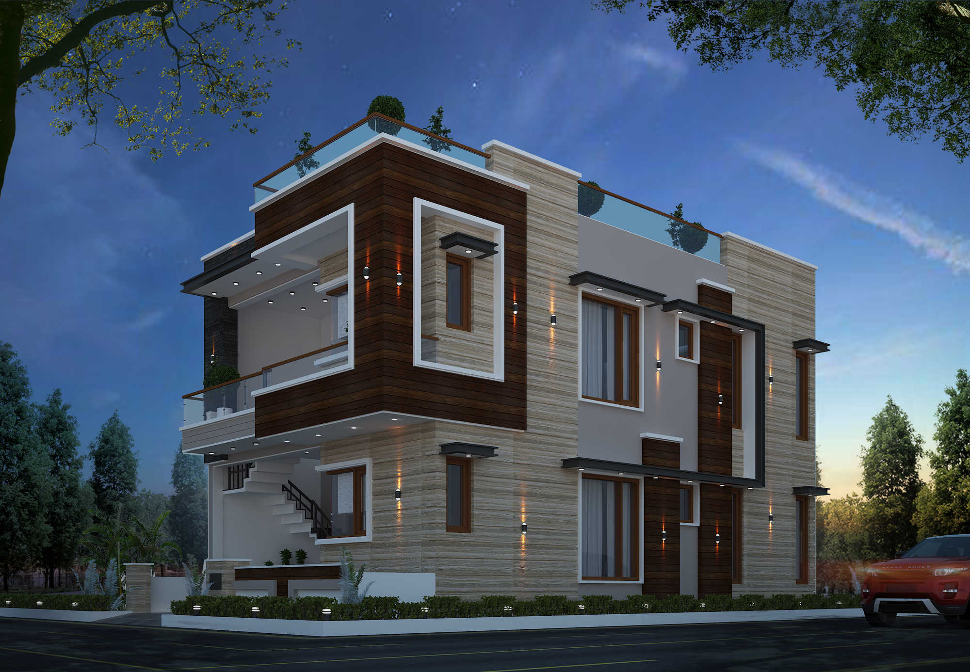 Charvi Interior - Architect & Interior Designer in Chandigarh