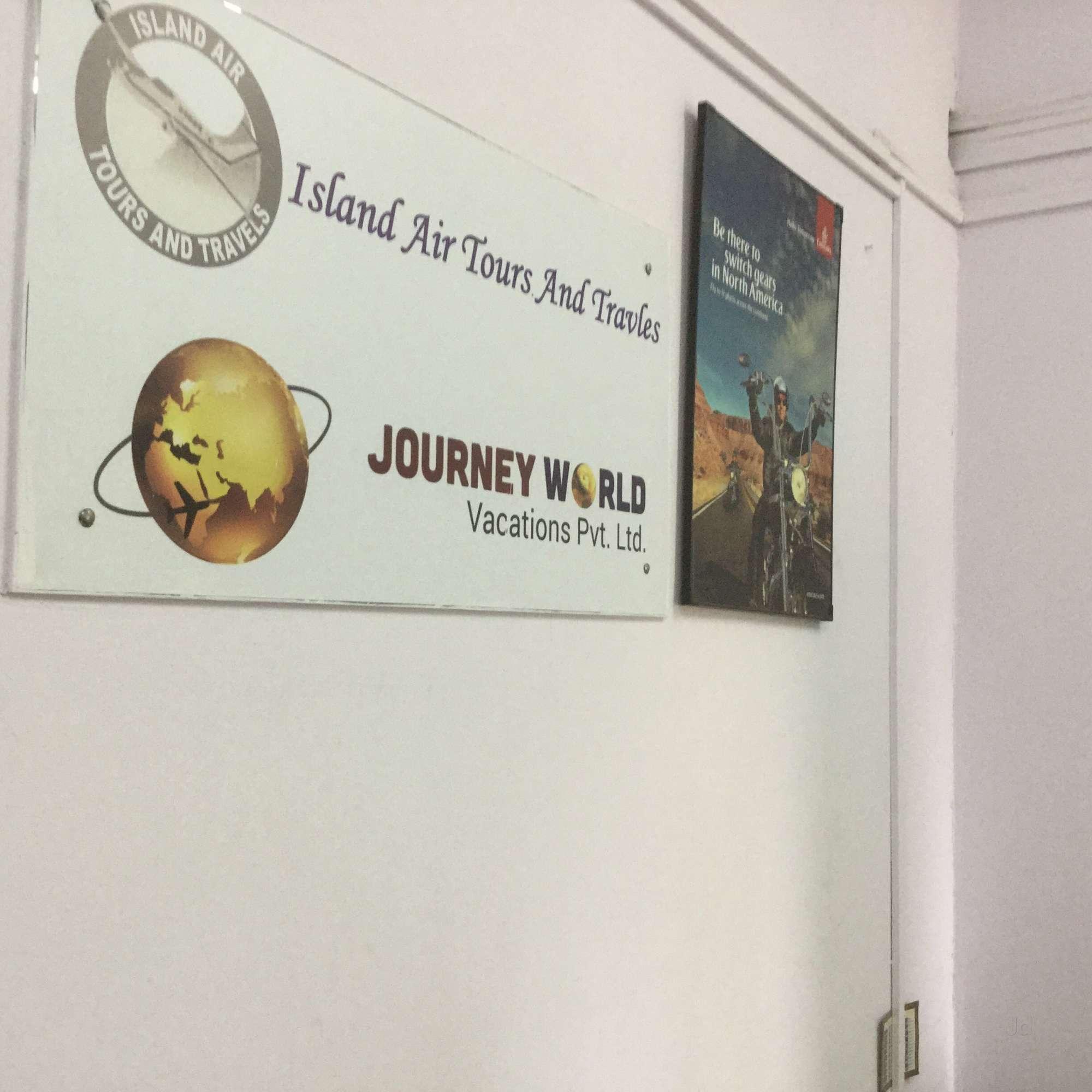 Journey World Vacations Pvt Ltd