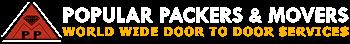 Popular Packers and Movers Kolkata