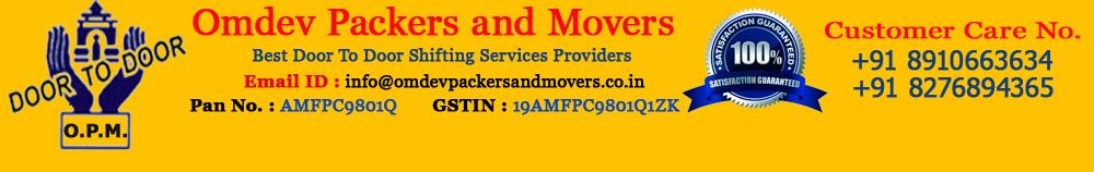 Omdev Packers And Movers