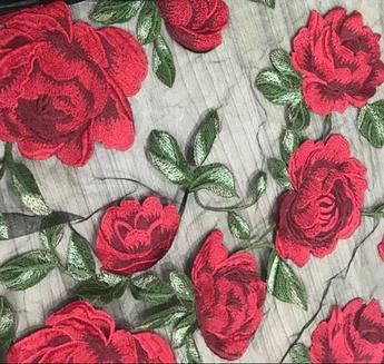 Latasha Haute Couture Fabrics