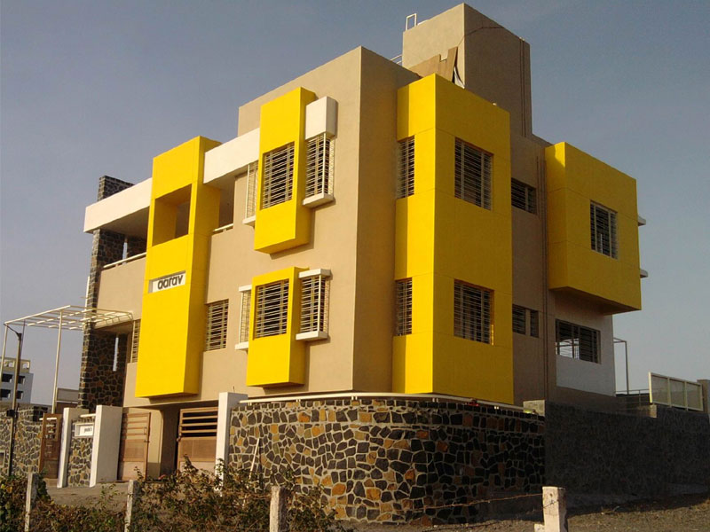 Interior Designer Aatish Joshi