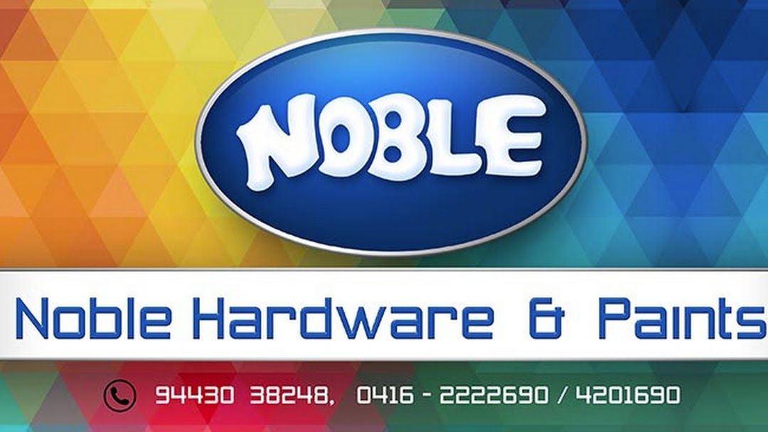 Noble Hardware And Paints