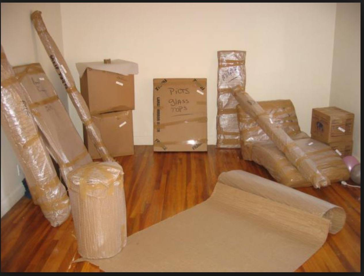 Om Sai Ram Packers & Movers