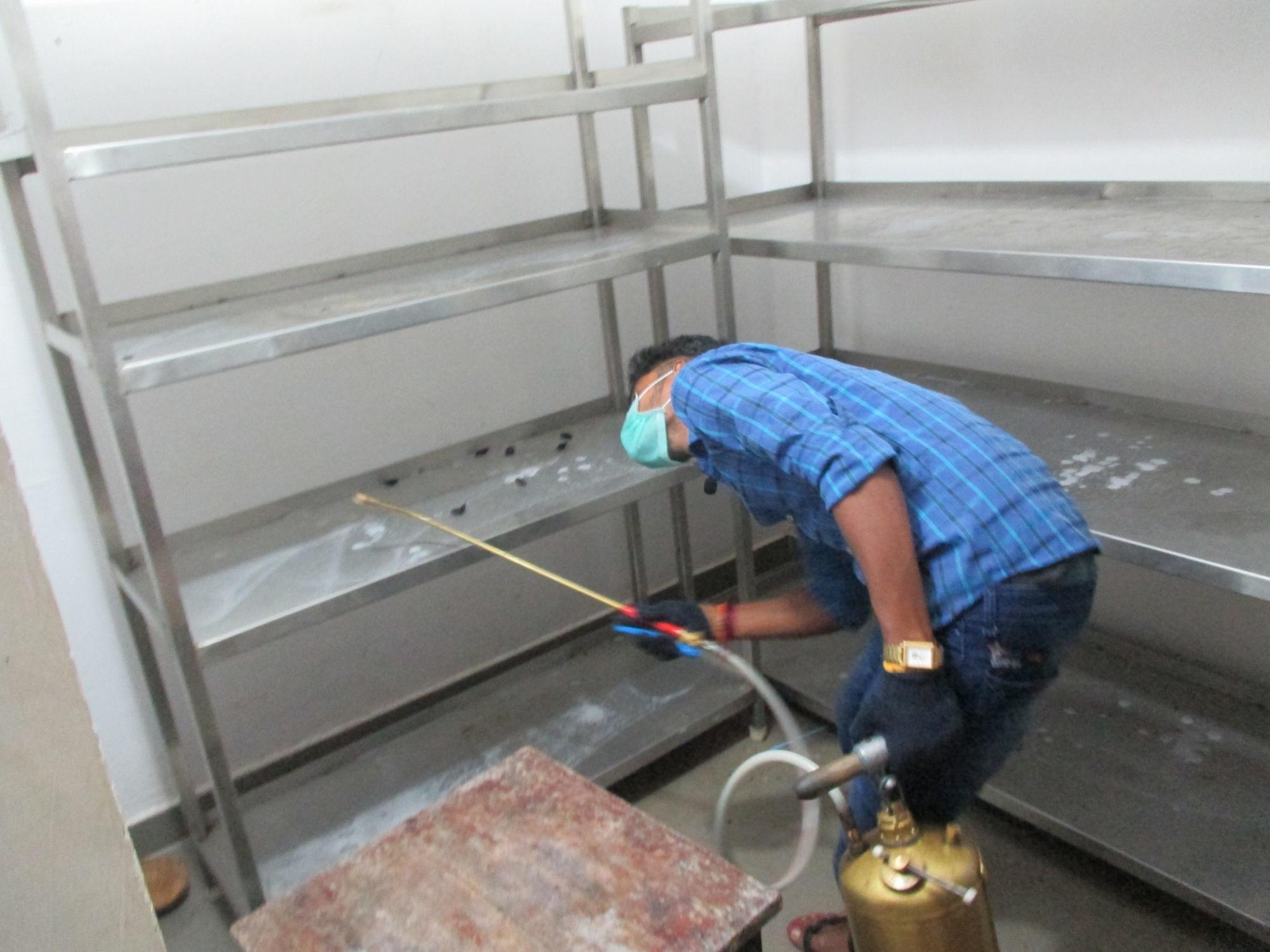 Matha Pest Control System