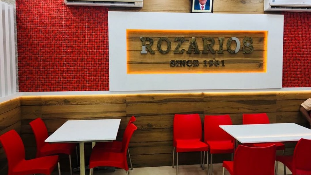 Rozarios Bakers & Caterers