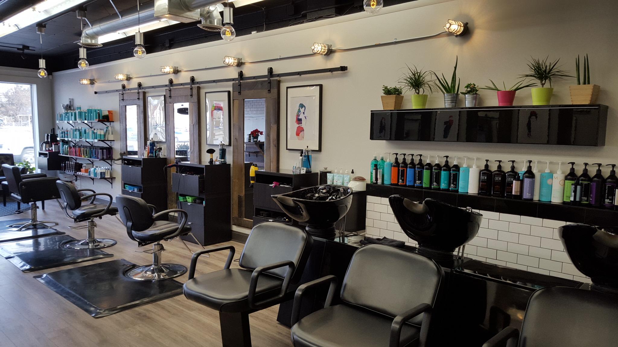 DMH Unisex Salon
