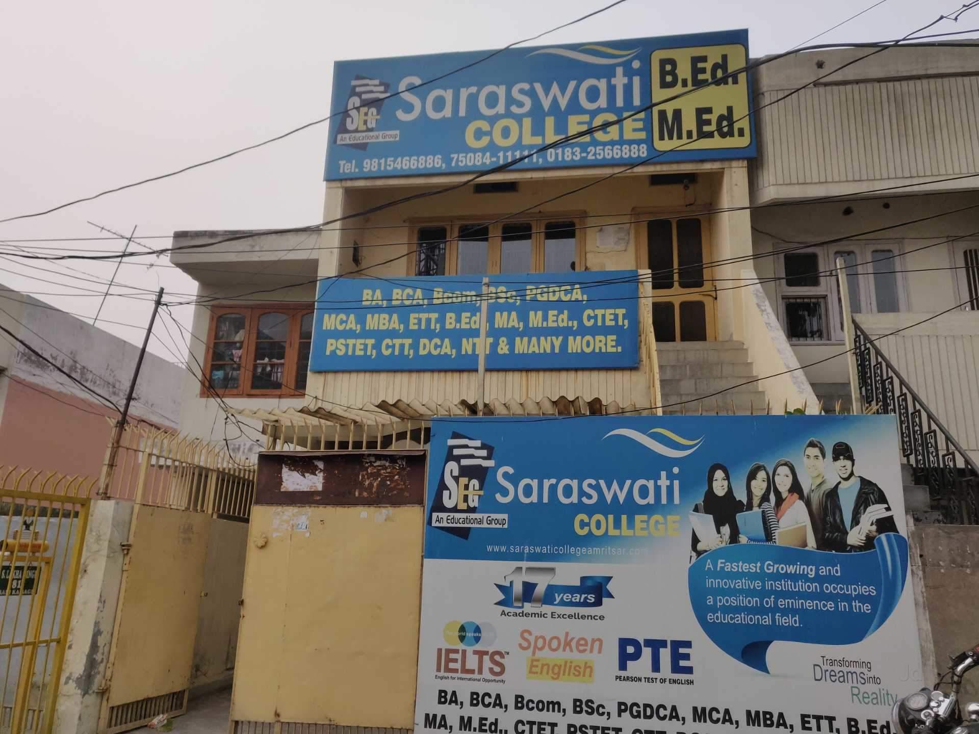 Saraswati Educational Group