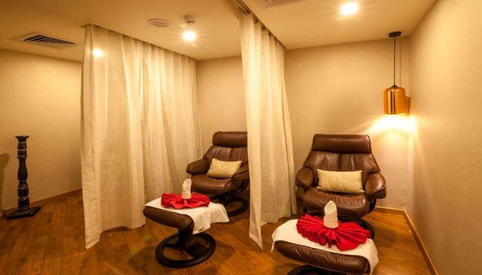 Samayan Spa - Best Spa in Chandigarh