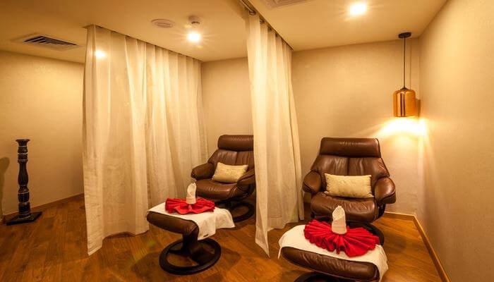 Samayan Spa - Best Spa in Chandigarh