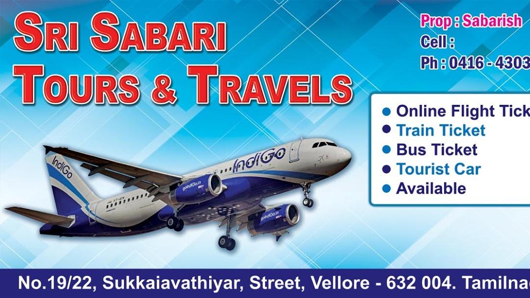 Sri Sabari Tours & Travels