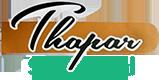 Thapar Sign Board