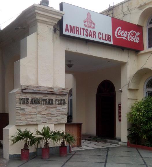 The Amritsar Club