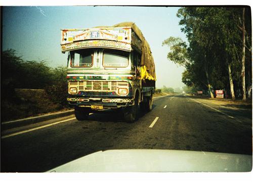 K.p Transport
