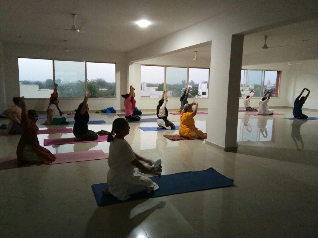 Purvee Yoga