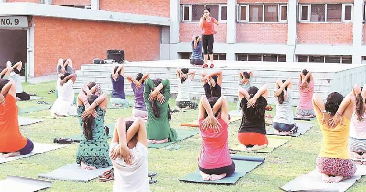 Kaya Kalp Yoga