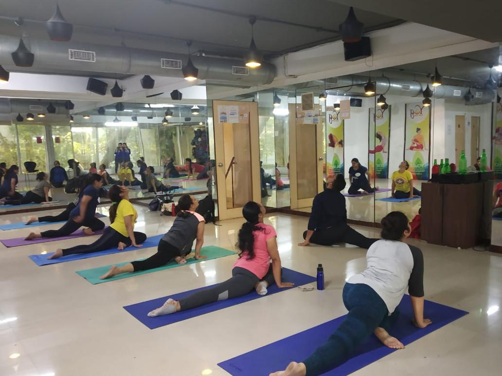Swayum Yoga